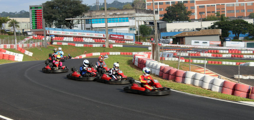 Equilíbrio e disputas intensas marcaram endurance individual da Force Kart Racing